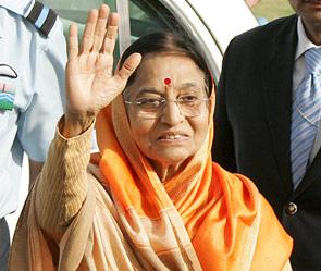 Пратибха Патил - Президент Индии